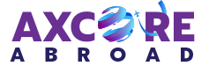 Axcore Study Abroad Logo